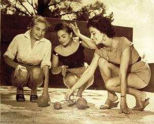 Miss Uruguay 1956