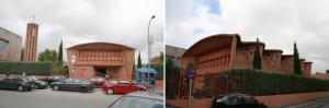 Obra de Dieste en España